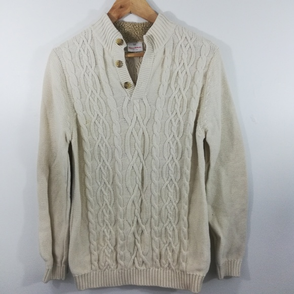 Hanna Andersson Other - Hanna Andersson Cable Knit Sweater Size 160 14-16